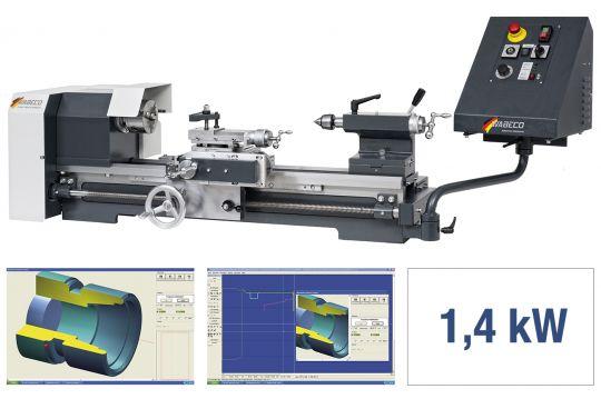CNC Drehmaschine CC-D6000 PROFI