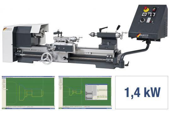 CNC Drehmaschine CC-D6000 BASIC