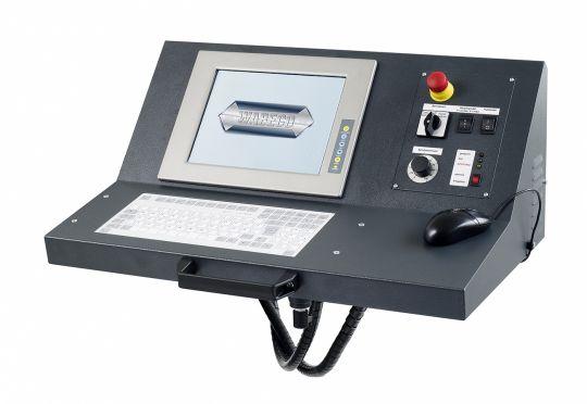Industrie-Bildschirm mit Folientastatur