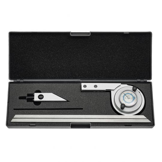 Universal vernier protractor 300 mm