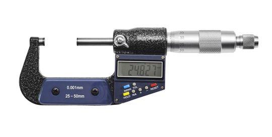 Digitale Mikrometerschraube 25-50 mm