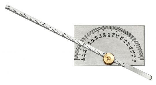 Vernier protractor 150 mm