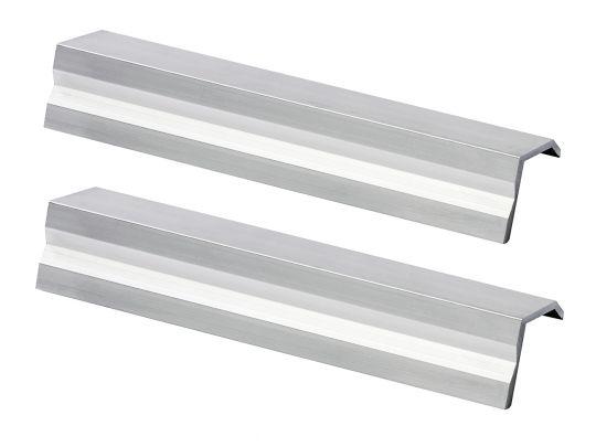 Aluminium Rohr- und Schutzbacken 100 mm
