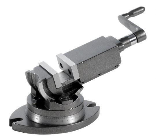 2-Achsen Maschinenschraubstock 50 mm