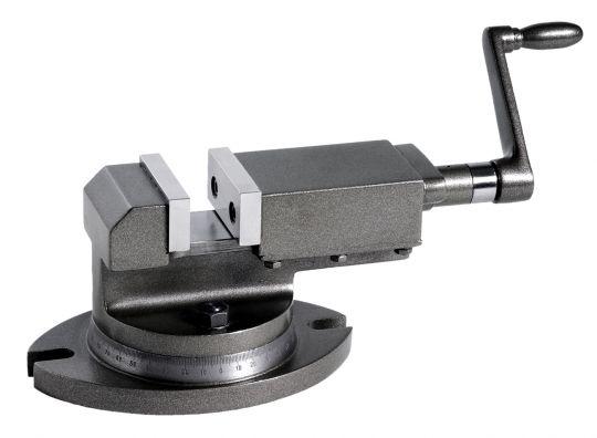 1-Achsen Maschinenschraubstock 50 mm