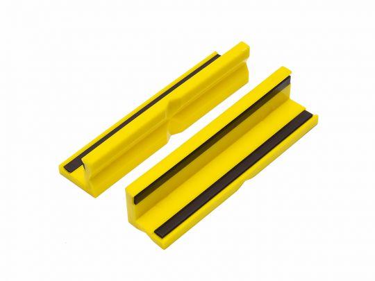 Kunststoff Rohr- und Schutzbacken 100 mm mit Magnethaftung