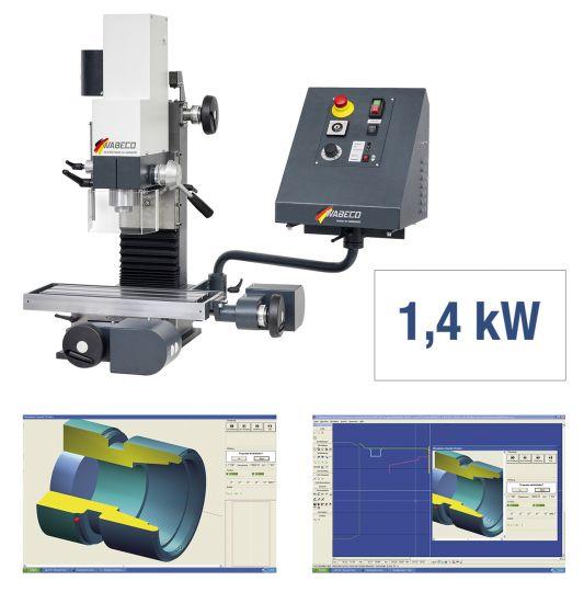 CNC Fräsmaschine CC-F1200 PROFI