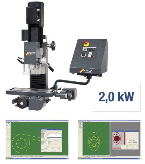 CNC Fräsmaschine CC-F1200 hs BASIC
