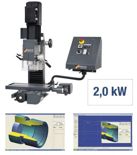 CNC Fräsmaschine CC-F1200 hs PROFI