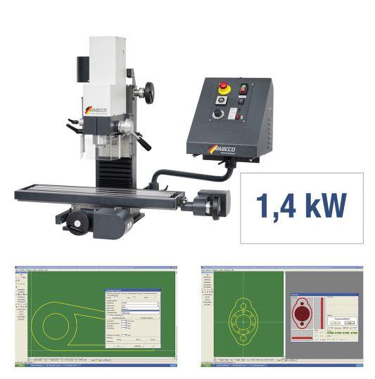 CNC Fräsmaschine CC-F1210 BASIC