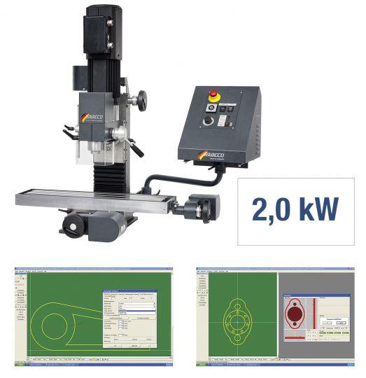 CNC Fräsmaschine CC-F1210 hs BASIC