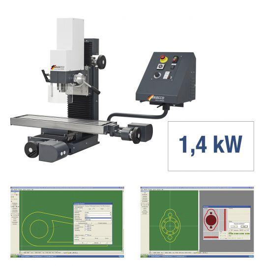 CNC Fräsmaschine CC-F1410 LF BASIC