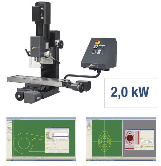 CNC Fräsmaschine CC-F1410 LF hs BASIC