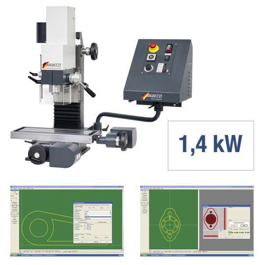 CNC Fräsmaschine CC-F1200 BASIC